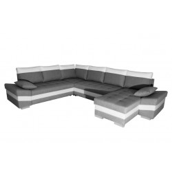 Canapé Panoramique Convertible - SAMOA GCBL AG 1