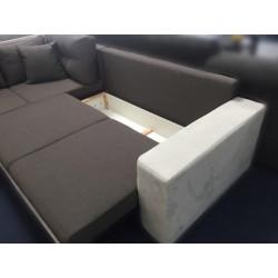Canapé Angle Convertible ANNA 3