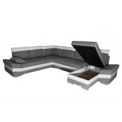 Canapé Panoramique Convertible - SAMOA GCBL AG 3