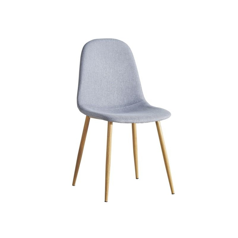 Chaise De Salon Design Style Scandinave
