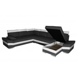 Canapé Panoramique Convertible - SAMOA GFBL AG 3