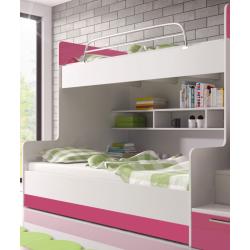 Chambre à coucher Enfant - KIDS 2 Lit à étages