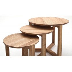 Table basse Salon en bois - FAYE 1