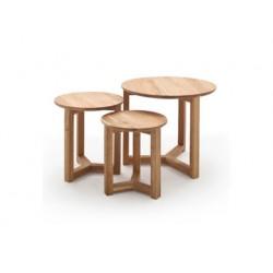 Table basse Salon en bois - FAYE 3