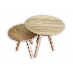 Tables basse Salon en bois - FIDES 1