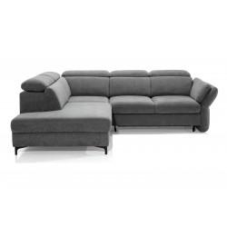 Canapé d'Angle Convertible Coffre - MERANO 1