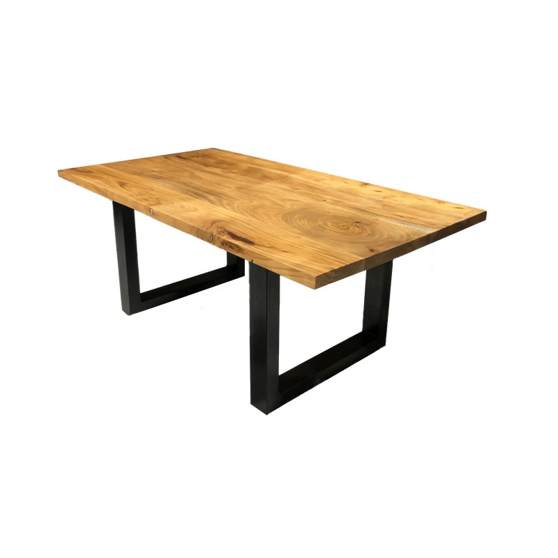 Table A Manger Bois Massif Acacia Oslo