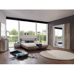 Chambre JENNA blanc 1