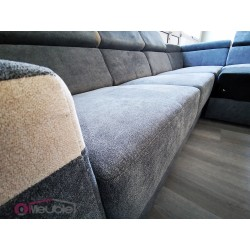 Canapé angle Henderson Convertible GB 4