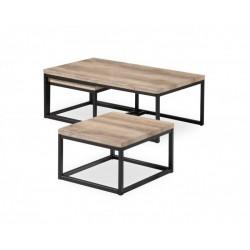 Table Hamilton - Bois 1