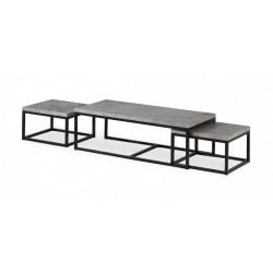 Table Hamilton - Béton 1