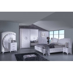 Chambre Antalya - Blanc 1