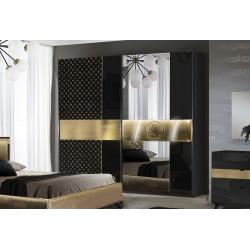 Chambre Glamour - noir 7