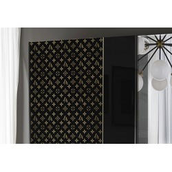 Chambre Glamour - noir 8