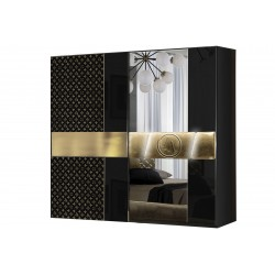 Chambre Glamour - noir 6
