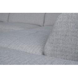 Canapé panoramique angle gauche MONET 90 - DALLAS 7