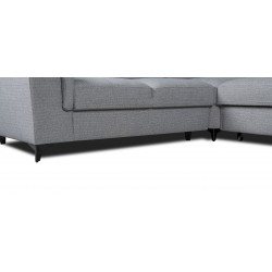Canapé panoramique angle gauche MONET 90 - DALLAS 9