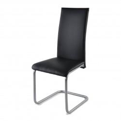 4 Chaises de Salon - ENY NOIR 1