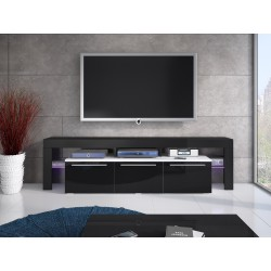 Meuble TV - RTV 150 PLUS NOIR