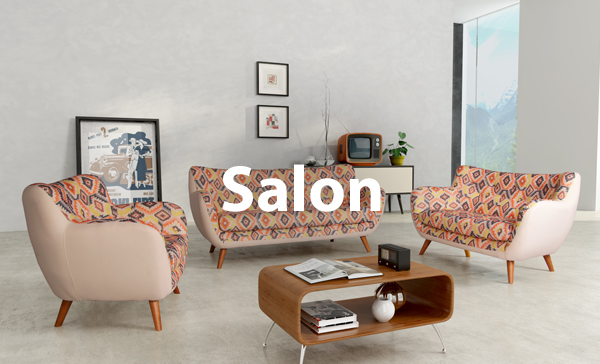 O'meuble salon Adele Print